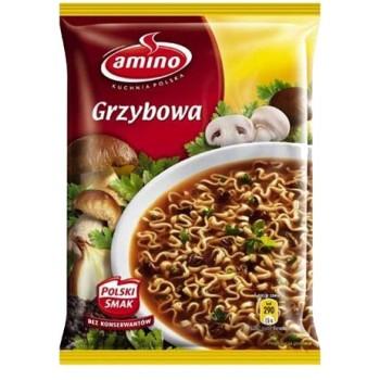 J4 Amino Noodles Grzybowa...