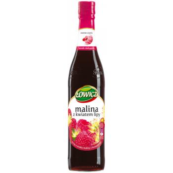 N6 Lowicz Syrop Malina z...