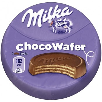 Q26 Milka Choco Wafer (30x30g)