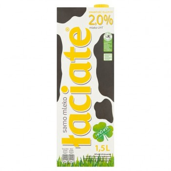B2 Mleko Laciate 2%(8x1.5L)