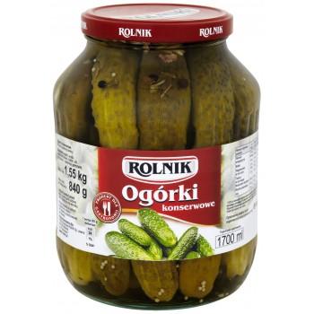 X1 Rolnik Ogorki Konserwowe...