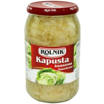 X4 Rolnik Kapusta Kwaszona...