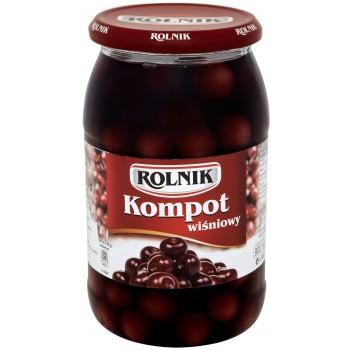X11 Rolnik Kompot Wisniowy...