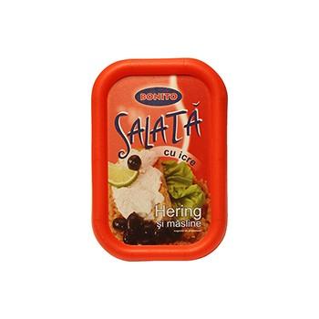 R-C10 Bonito Salata cu Icre...