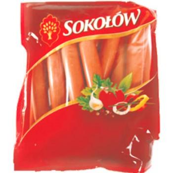 A8 Sokolow Garlic Franks (kg)